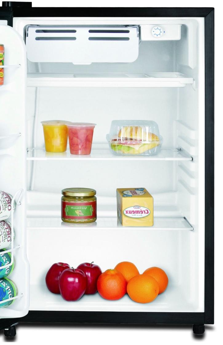 New 4.5 Cu Ft Fridge Compact Refrigerator Office Freezer