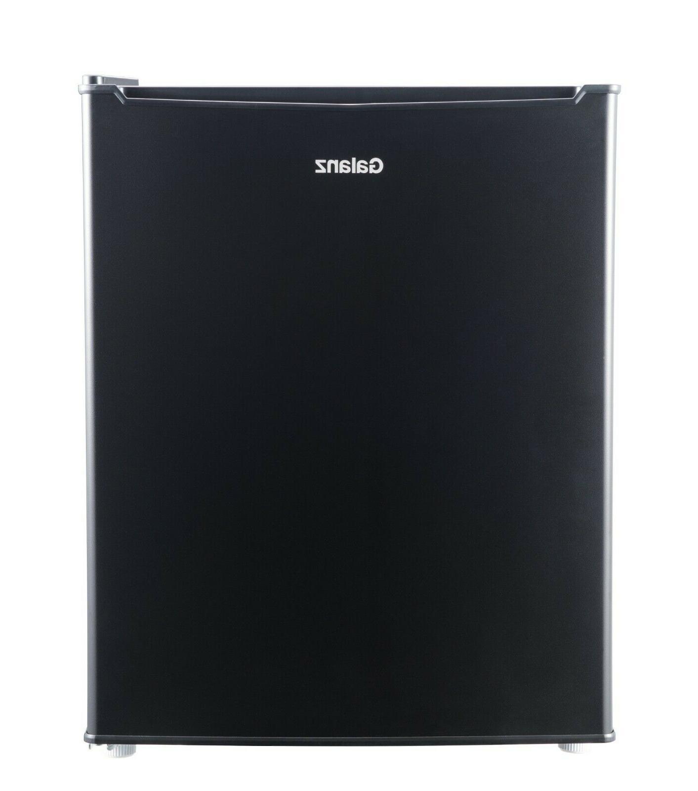 Galanz 2.7 Single Freezer Steel