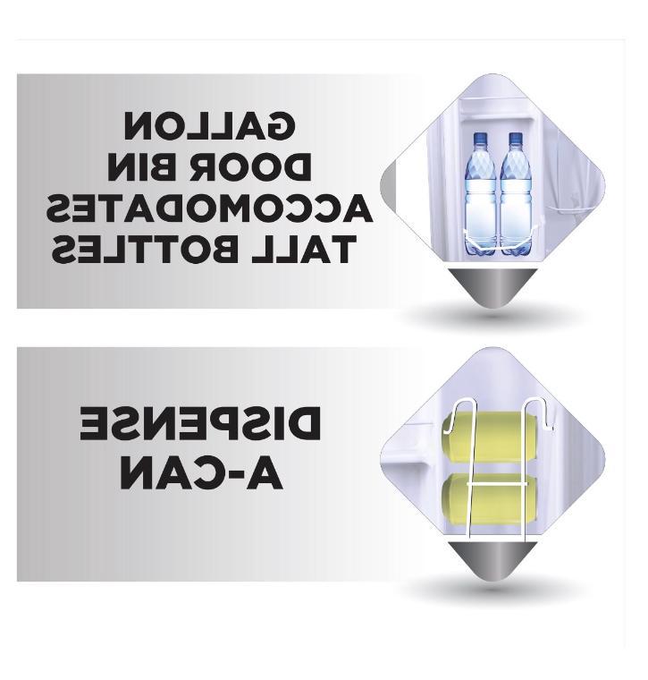 New Ft. Mini Fridge Compact Small Refrigerators Cooler
