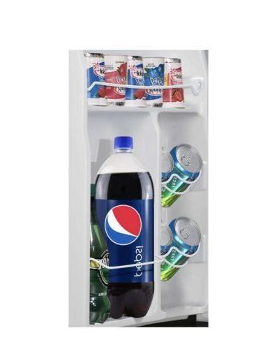 NEW Compact Small Refrigerator Freezer 2.7cu