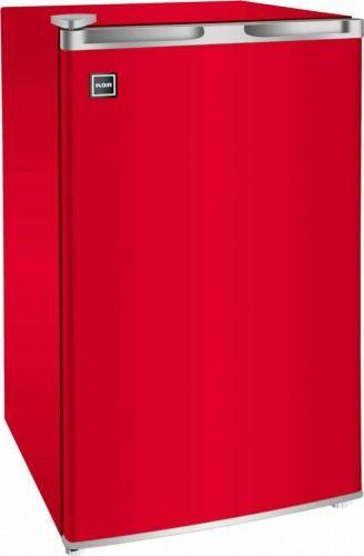 One Door Fridge 3.2 Cu Ft Small Freezer Cooling