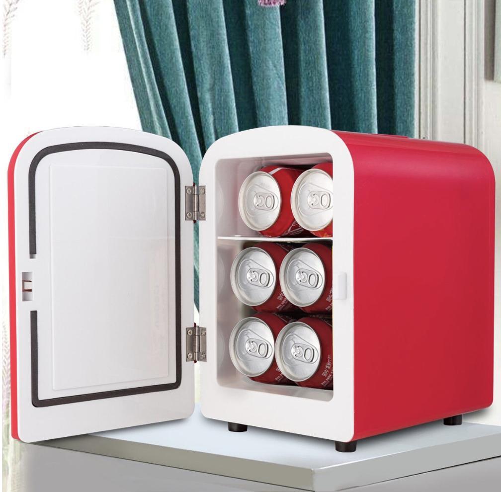 portable mini fridge cooler and warmer auto
