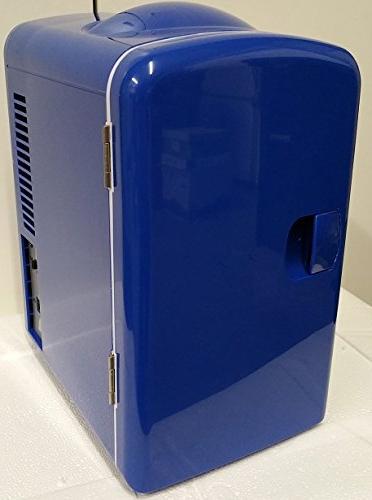 portable mini fridge cooler warmer