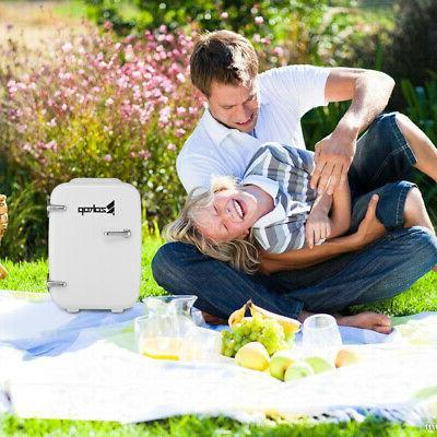 Portable Personal Refrigerator Warmer Home US