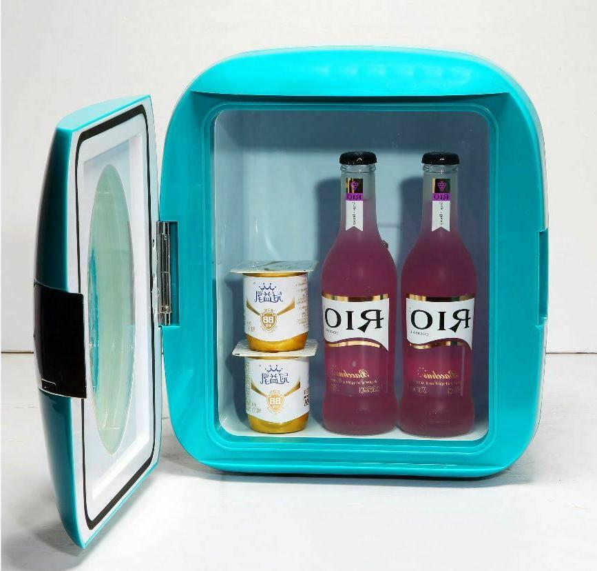 RCA Portable Mini Fridge Cooler