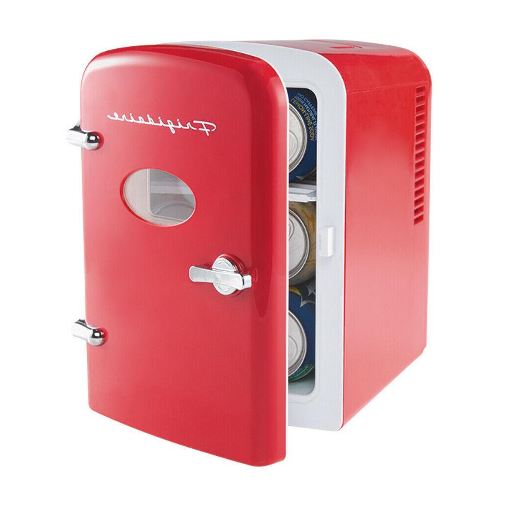 Frigidaire Portable 6 Red Home