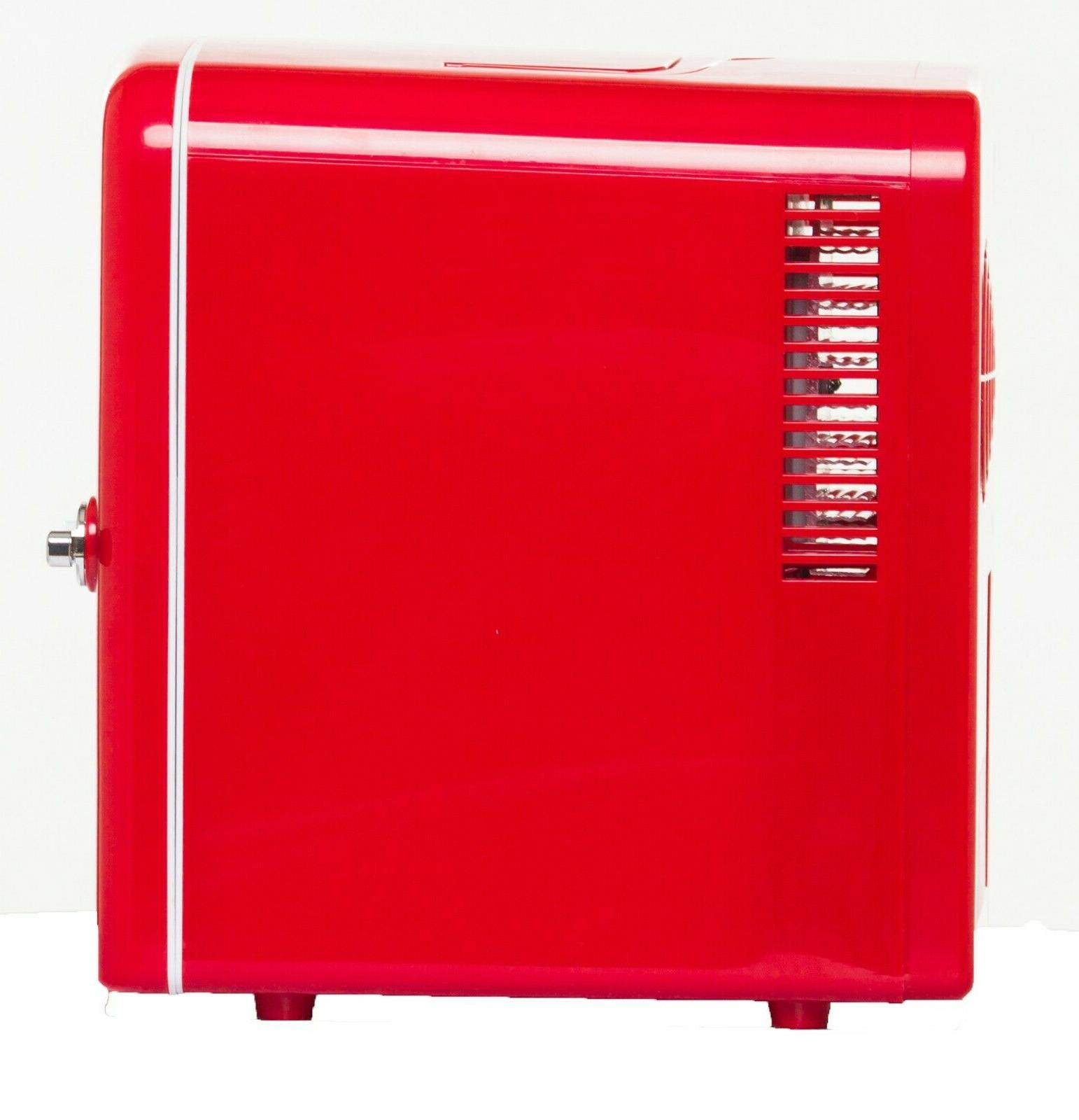 Frigidaire Retro 6 Mini Fridge Red Home