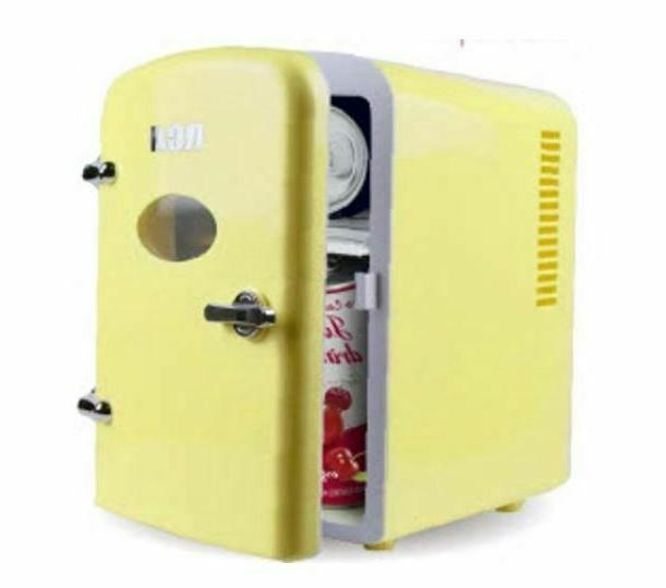 RCA Cooler Home Yellow