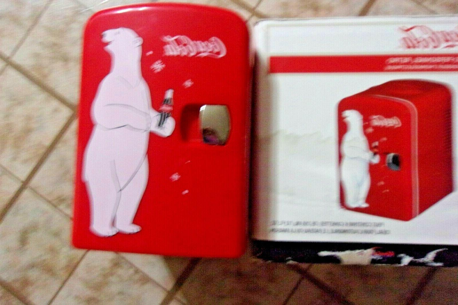 Red Cola Bear Compact