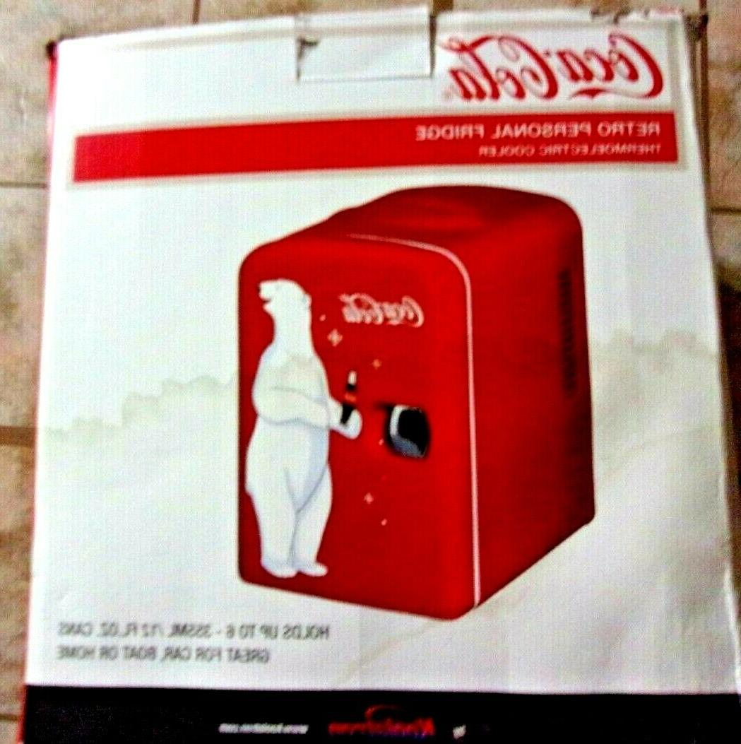 Red Bear Coke Compact Personal