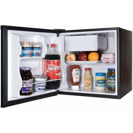 Haier Refrigerator, Black