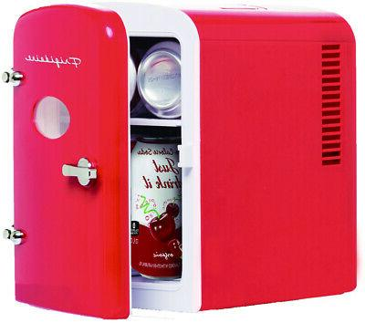 Retro Mini Portable Refrigerator