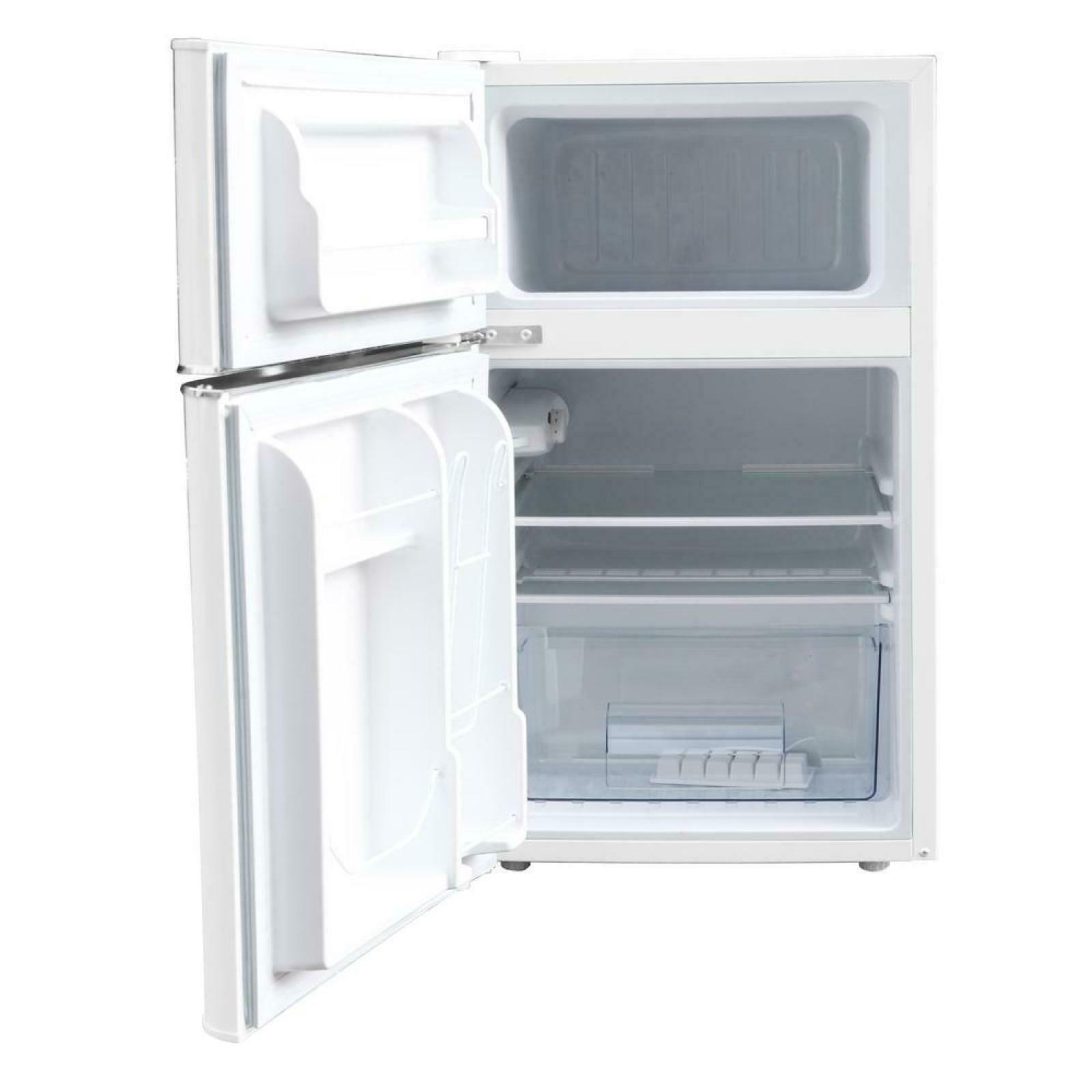 Retro Mini Fridge Freezer ft Dorm