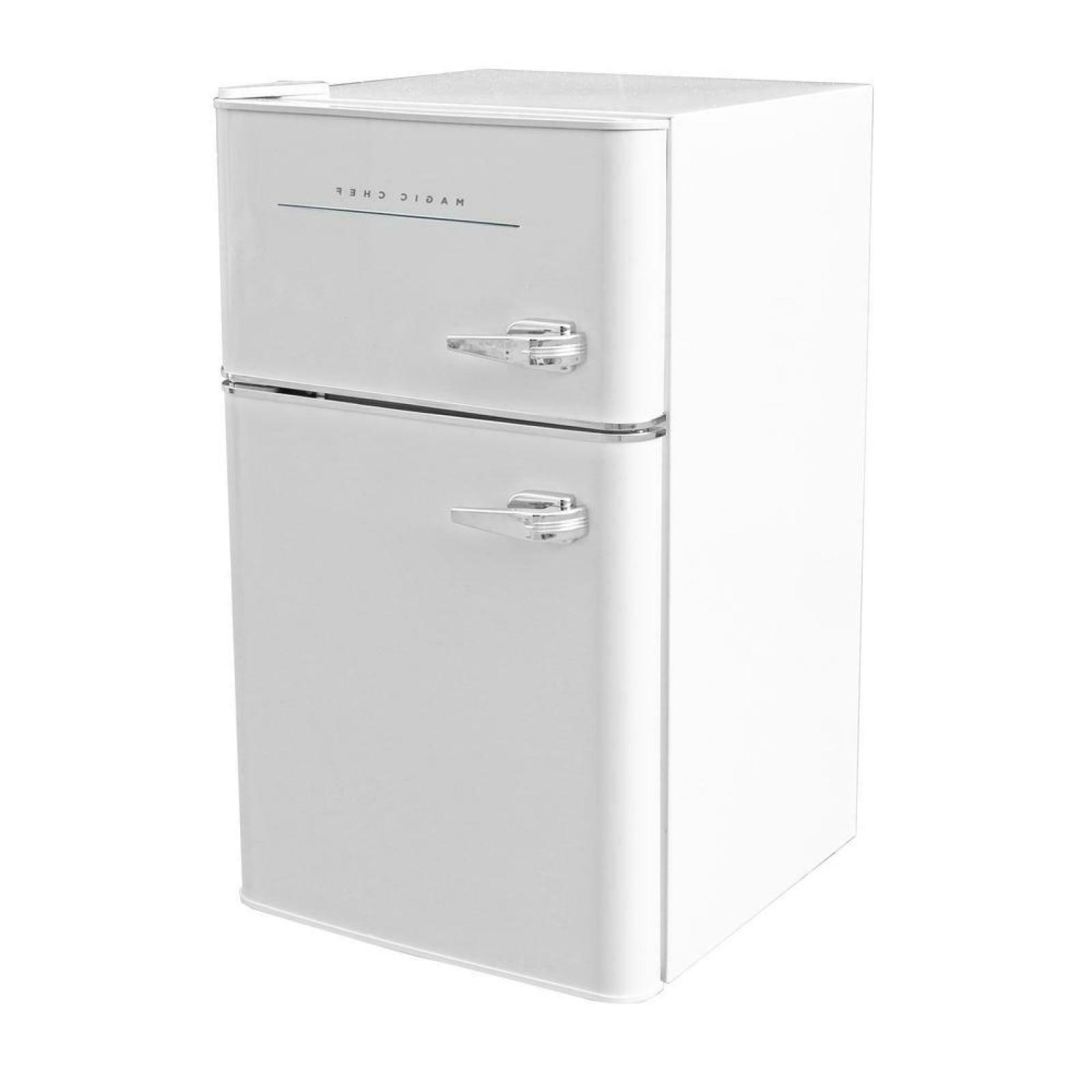 Retro Mini Freezer ft 2-Door Dorm