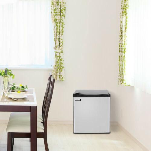 ZOKOP Small Compact Freezer Household