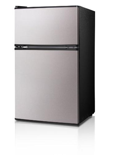 Midea 3.1 CF Full-Size Double Reversible Refrigerator
