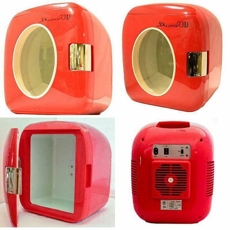 ub xl1 red mini fridge 9l
