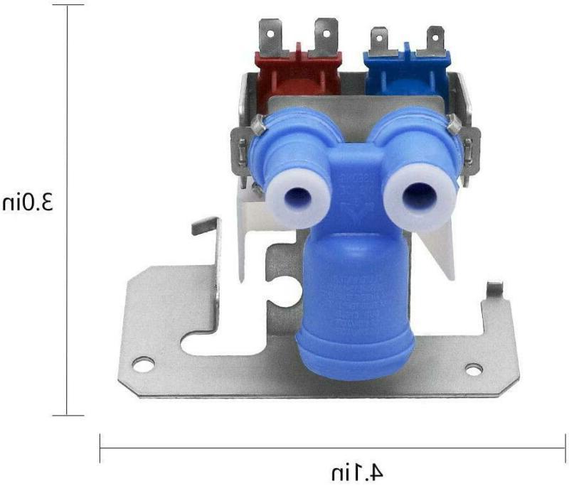 AMI Refrigerator Water Valve GE Hotpoint Icem