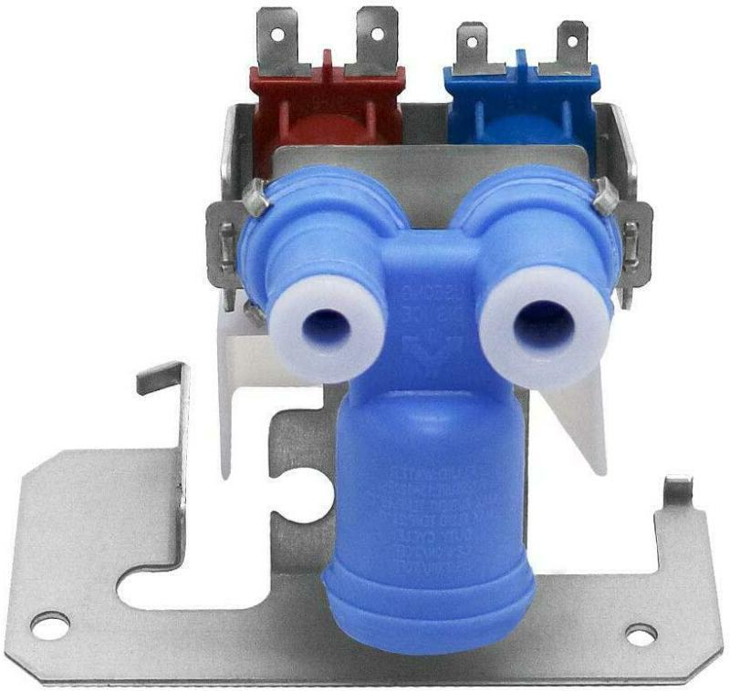 wr57x10051 refrigerator water inlet valve for ge