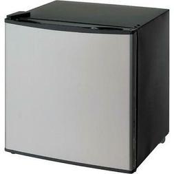 MAS VFR14PSIS 1.4 cu.ft refrigerator or freezer black with p