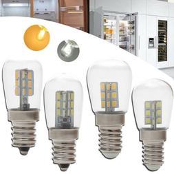 Mini 3W 4W LED Freezer Fridge Corn Light Bulbs E12 E14 2835