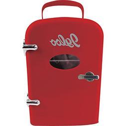 Igloo Mini Beverage Refrigerator - Retro 6 Can Mini Fridge R