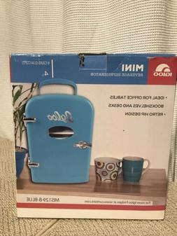Igloo Mini Beverage Refrigerator  - Holds 6 cans  4 L