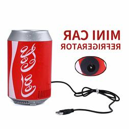 Mini Car Coca Cola Refrigerator Easy And Convenient Home Tra