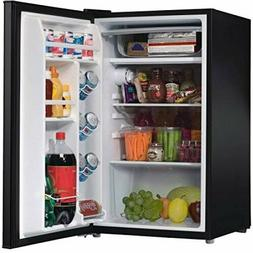 3.5 cu. ft. Mini Compact Refrigerator Fridge Black, Magic Ch