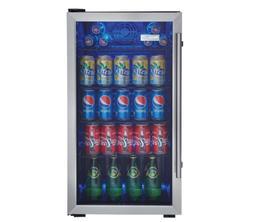 Danby Mini Fridge 120 Can Cooler Refrigerator Coke Soda Port
