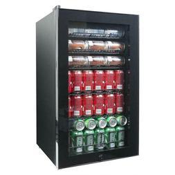 Mini Fridge Beverage Center for Home Bar Garage Game Rooms 1