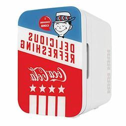 Mini Fridge Coca-Cola Americana Retro  *CLASSIC RETRO*