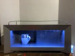 Red Bull Mini Fridge Eco Cooler with display light and rack