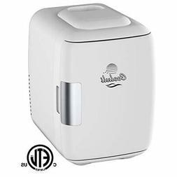 Cooluli Mini Fridge Electric Cooler and Warmer : AC/DC Porta