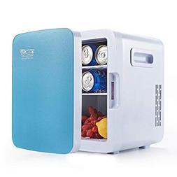 Mini Fridge Electric Cooler & Warmer - AC/DC Portable Thermo