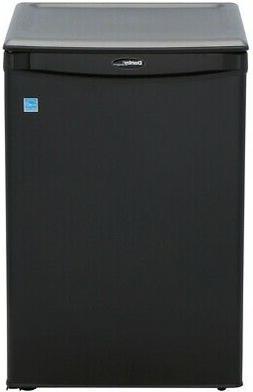 Danby Mini Fridge Refrigerator 1 Door 3 Shelves Compact Home