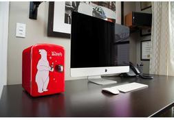 mini fridge refrigerator coca cola desktop 6
