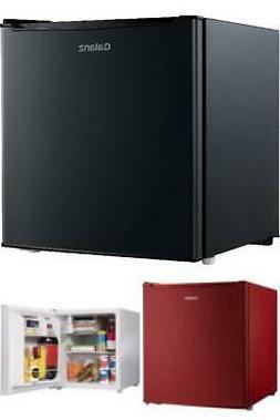 Mini Fridge Small Refrigerator 1.7 CU FT Cap Single Door Com
