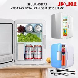 Mini Fridge Small Refrigerator Freezer 10L 4L Single Door Co
