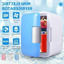 Mini Fridge Small Refrigerator Freezer 4L Single Door Compac