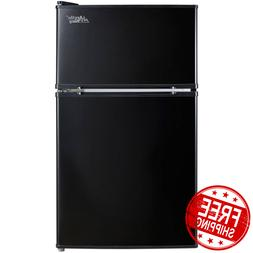 Mini Fridge w/ Freezer 2 Door 3.2-cu ft Energy Star Home Off