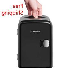 Mini Fridges, Chefman Mini Portable Compact Personal Fridge