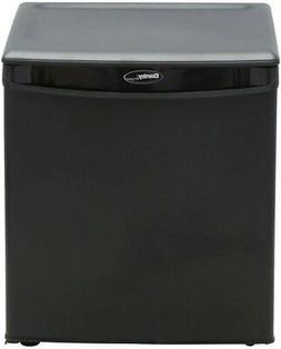 Danby 1.7 cu ft. Mini Compact Refrigerator Black Dial Temper