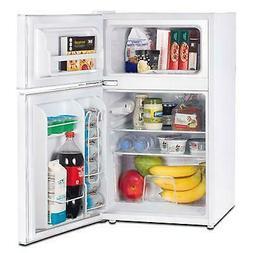 Mini Refrigerator With Freezer Igloo 3.2 Cu Ft 2 Door Compac