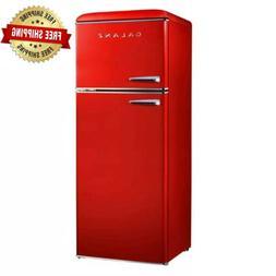 Galanz Mini Refrigerator 7.6 cu.ft. Dial Temperature Control