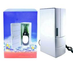Mini Refrigerator USB Cooling Pad Cosmetics Fridge Electric