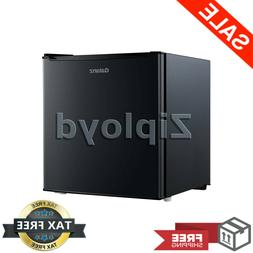 Mini Small Fridge Compact Refrigerator Black Galanz Kitchen