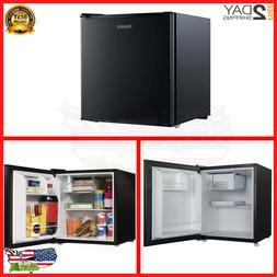 Mini Small Fridge Compact Refrigerator Black Galanz Kitchen