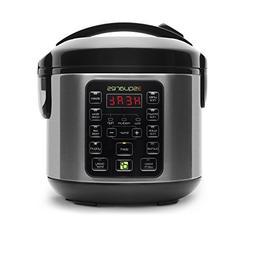 MINI TIM3 MACHIN3 8-Cup Rice Cooker, Slow Cooker, Yogurt Mak