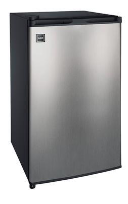 New 3.2 Cu Ft Mini Fridge Compact Refrigerator Freezer Singl